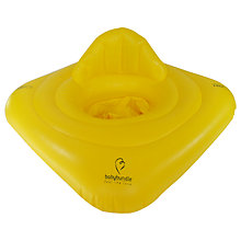 Buy Perfectly Happy People Swim Floatseat, Yellow Online at johnlewis.com