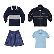 Oakgrove School Boys' Sports Uniform