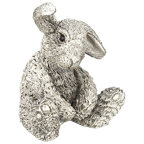 Buy Royal Selangor Filled Pewter Hazel Rabbit Online at johnlewis.com