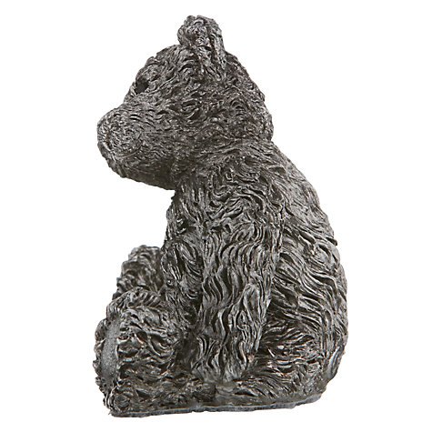 Buy Royal Selangor Filled Pewter Theodore Teddy Online at johnlewis.com