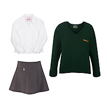 Buy Parkfields Middle School Girls' Uniform Online at johnlewis.com