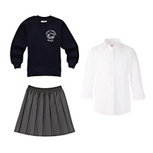 Priory Common School Girls' Uniform