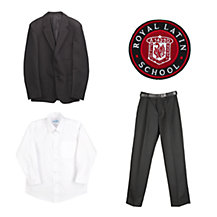 Royal Latin School Boys' Uniform