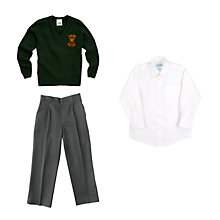 Buy St Louis Primary School Boys' Uniform Online at johnlewis.com