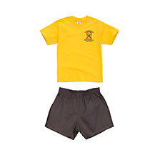St Louis Primary School Girls' Years 3-6 Sports Uniform
