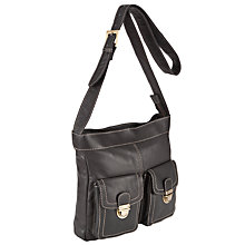 Buy John Lewis Front Pocket Detail Crossbody Bag Online at johnlewis.com