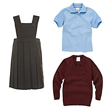 Swanbourne House School Girls' Pre Prep Uniform