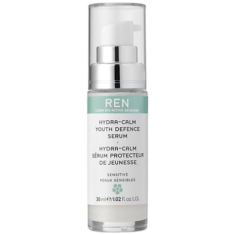 Buy REN Hydra-Calm Youth Defence Serum, 30ml Online at johnlewis.com