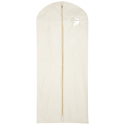Buy John Lewis Bamboo Garment Cover, Long Online at johnlewis.com