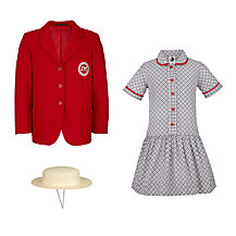 Thornton College Girls' Reception and Years 1 - 6 Summer Uniform