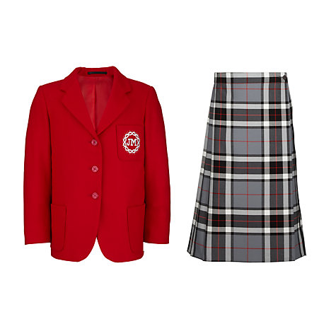 Buy Thornton College Girls' Years 7 - 11 Summer Uniform Online at johnlewis.com
