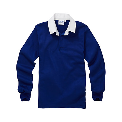 Buy John Lewis School Rugby Jersey Online at johnlewis.com