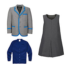 Buy Cleve House School Girls' Infant and Junior Uniform Online at johnlewis.com