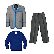 Buy Cleve House School Boys' Infant and Junior Uniform Online at johnlewis.com