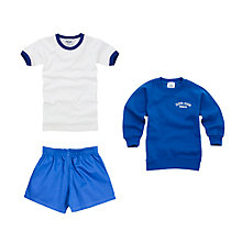 Buy Cleve House School Girls' Infant and Junior Sports Uniform Online at johnlewis.com