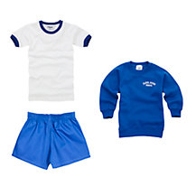 Cleve House School Boys' Infant and Junior Sports Uniform