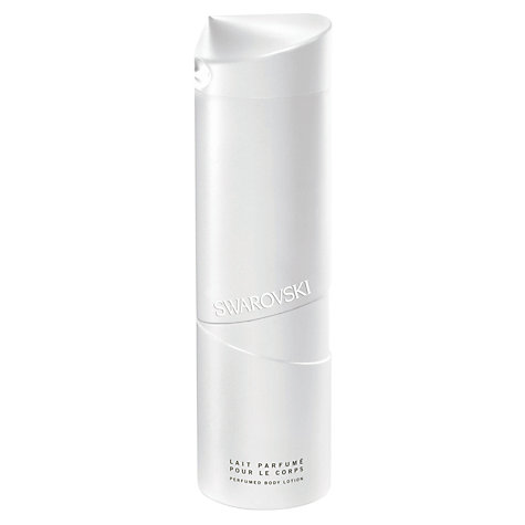 Buy Swarovski Aura by Swarovski Perfumed Body Lotion, 200ml Online at johnlewis.com