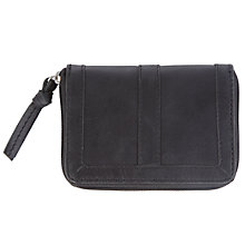 Buy John Lewis Emma Leather Zip-Around Coin Purse Online at johnlewis.com