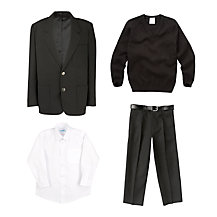 Grittleton House School Boys' Senior Uniform
