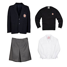 King Edward's School Senior Girls' Uniform