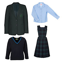 Redland High School Junior Girls' Uniform