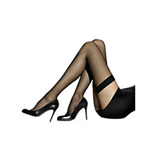 Buy Wolford Individual 10 Stay-Ups Online at johnlewis.com