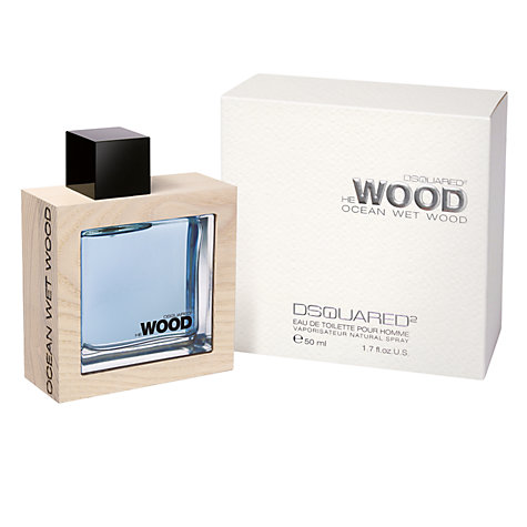 Buy Dsquared2 He Wood Ocean Wet Wood Eau de Toilette Online at johnlewis.com