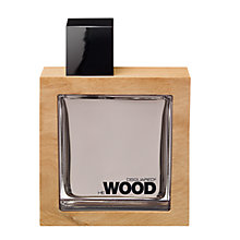 Buy Dsquared2 He Wood Eau de Toilette Online at johnlewis.com