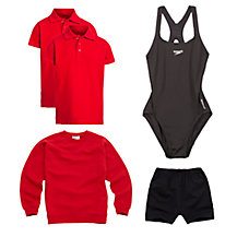 Redland High School Junior Girls' Sports Uniform
