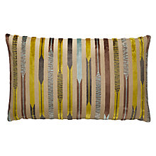 Buy Sanderson Kadinsky Stripe Cushion, Multi Online at johnlewis.com