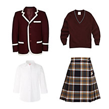 Tockington Manor School Girls' (Years 3 - 8) Uniform