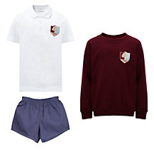 Tockington Manor School Girls' (Reception to Year 2) Sports Uniform