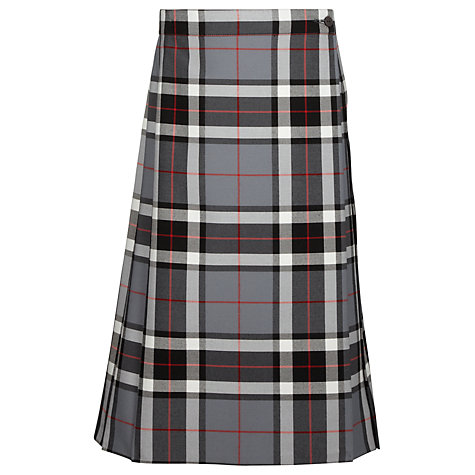Buy School Girls' Kilt Online at johnlewis.com