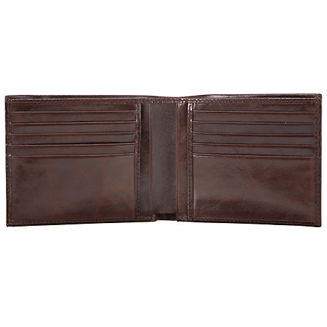 Buy BOSS Sienna Leather Wallet Online at johnlewis.com