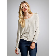 Buy Whistles Sequin Jumper Online at johnlewis.com