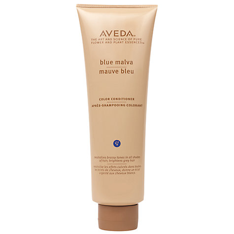 Buy AVEDA Color Enhance Blue Malva Conditioner, 250ml Online at johnlewis.com