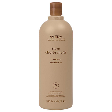 Buy AVEDA Color Enhance Clove Shampoo, 1000ml Online at johnlewis.com