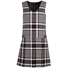 Buy Thornton College Girls' Tunic, Tartan Online at johnlewis.com