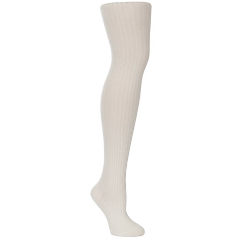Buy Falke Sensual Touch Ribbed Tights Online at johnlewis.com
