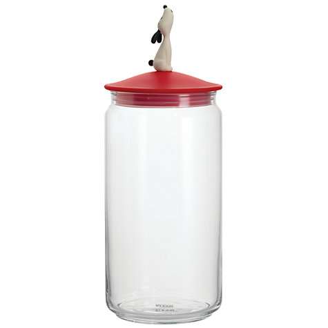 Buy Alessi Pets Dog Food Jar, Lula Online at johnlewis.com