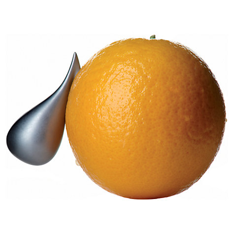 "Buy Alessi ""Apostrophe"" Orange Peeler Online at johnlewis.com"