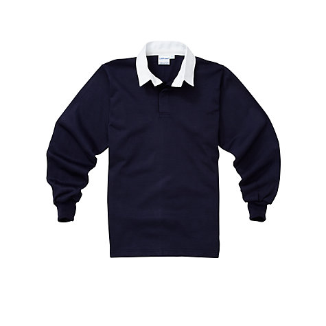 Buy School Boys' Rugby/Football Jersey Online at johnlewis.com