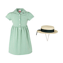 St Helen's School Girls' Nursery Summer Uniform