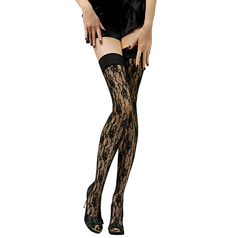 Buy Jonathan Aston Sweet Roses Hold-Ups Online at johnlewis.com
