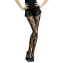 Buy Jonathan Aston Sweet Roses Patterned Tights Online at johnlewis.com