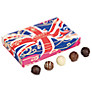 Prestat Truffles in a Union Jack Box, 200g