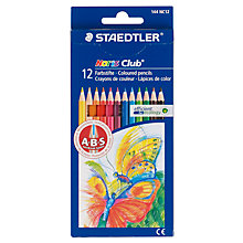 Buy Staedtler Colouring Pencils, Multi, Pack of 12 Online at johnlewis.com