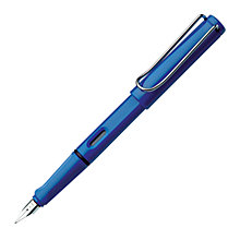 Buy Lamy Safari Fountain Pen Online at johnlewis.com