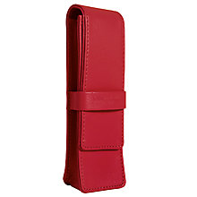 Buy Campo Marzio Double Pen Case Online at johnlewis.com