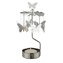 Buy Rotary Tealight Holder, Butterfly Online at johnlewis.com